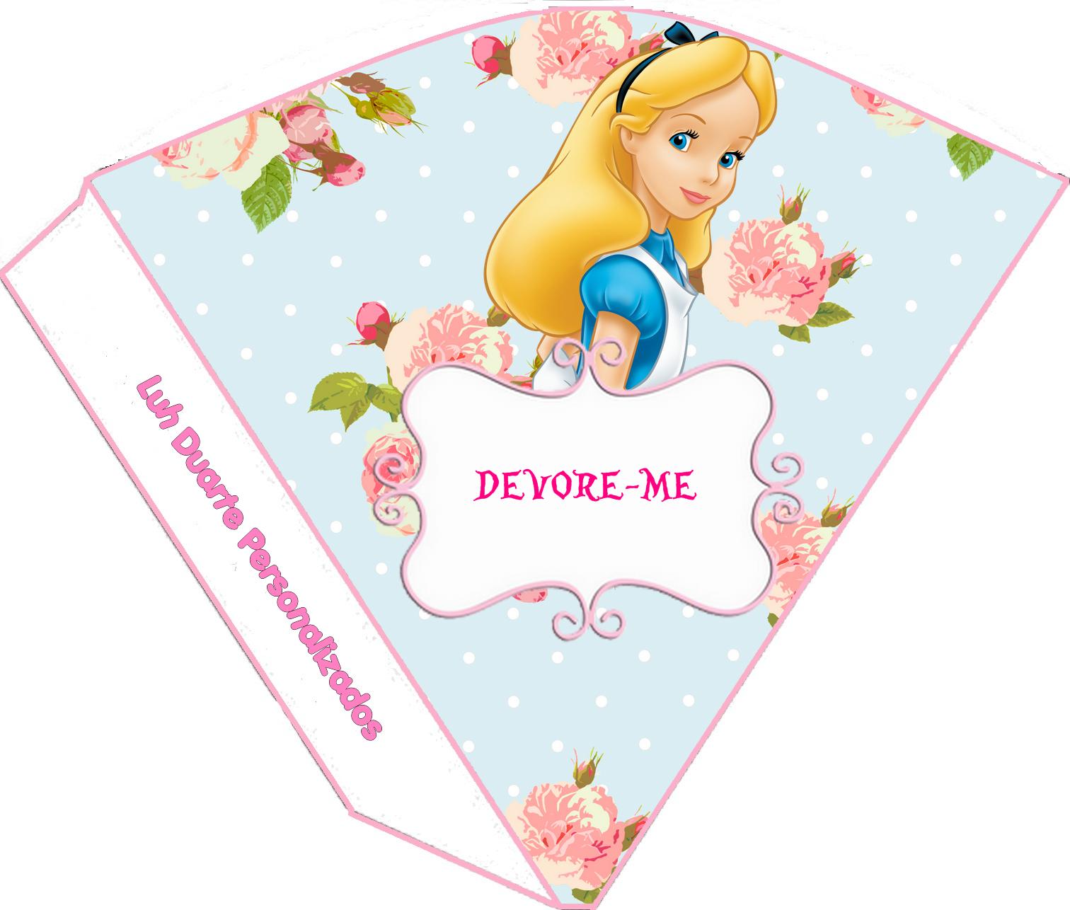 Free Printable Kit Of Alice In Wonderland Oh My Fiesta In English