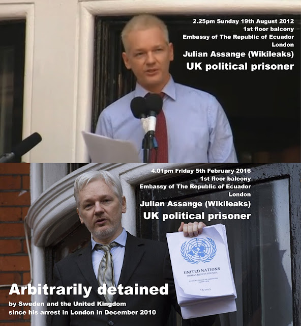Image result for julian assange 2016