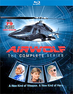 DVD & Blu-ray Release Report, Airwolf, Ralph Tribbey