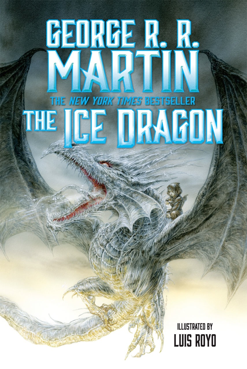http://nothingbutn9erz.blogspot.co.at/2014/12/the-ice-dragon-george-rr-martin-luis-royo.html