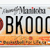 Give Dad The Gift of a Basketball Specialty Licence Plate This Father's Day