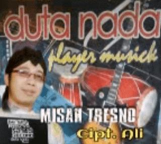 Lirik Lagu Misah Tresno (Teleng Ria) - Ali Soecasmoen