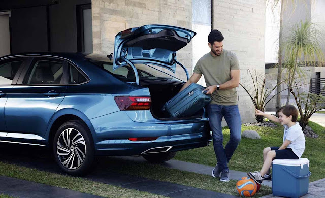 Novo VW Jetta 2019 1.4 TSI AT