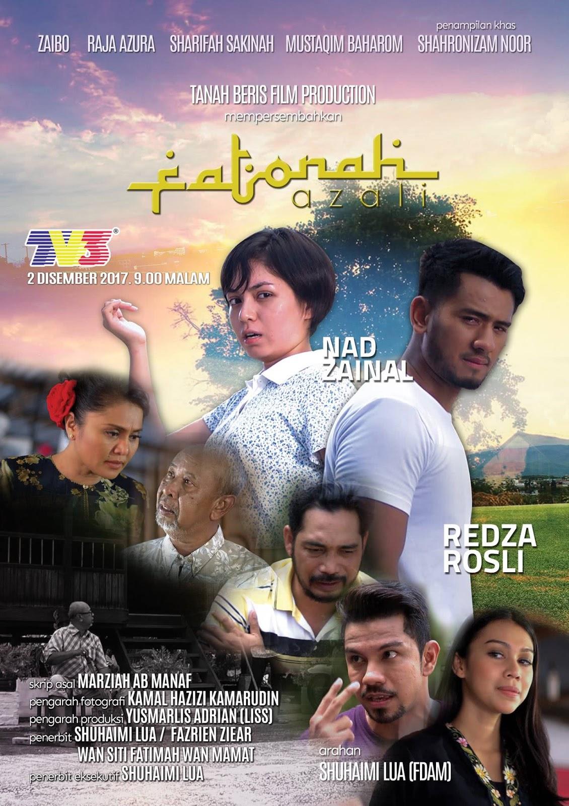 Sinopsis Telemovie Fatonah Azali