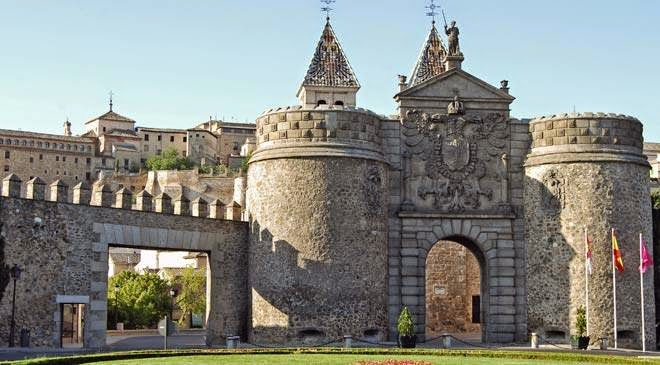 Visit Toledo, Spain