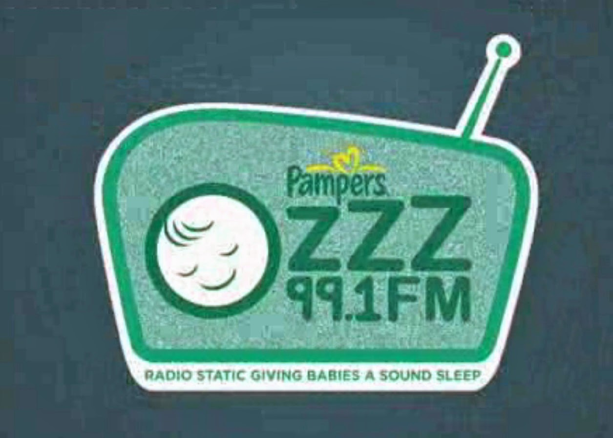 Pampers Daipers: ZZZ Radio