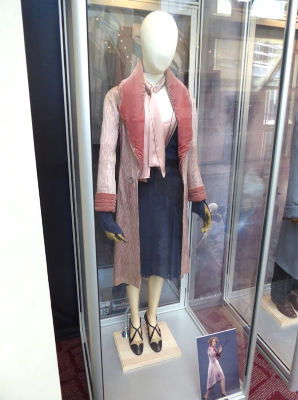 Queenie Goldstein Fantastic Beasts costume