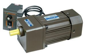 Mep site advantages of variable speed for Variable speed gear motor