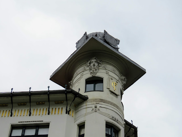 3 days in Ljubljana Slovenia: admire Art Nouveau Architecture