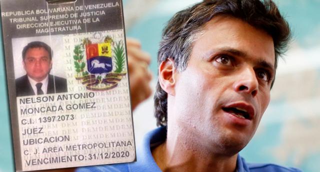 Opositores asesinan en Caracas al juez que ratificó la sentencia contra Leopoldo López