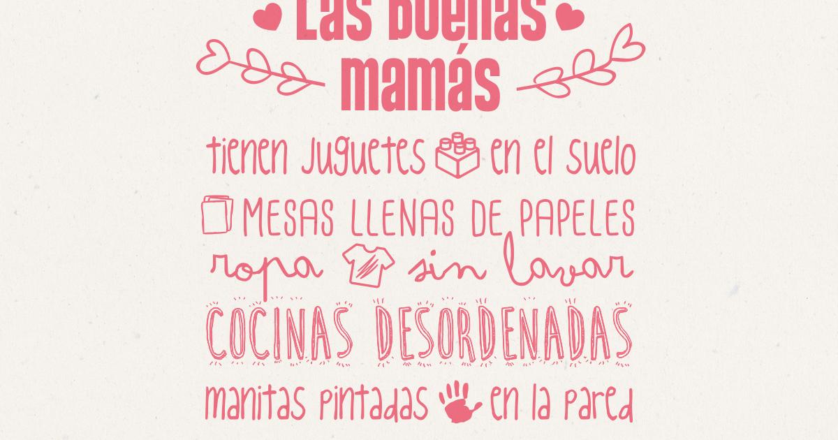Quotas Para Mama: Bosón Creativo: ¡Feliz Día De La Madre