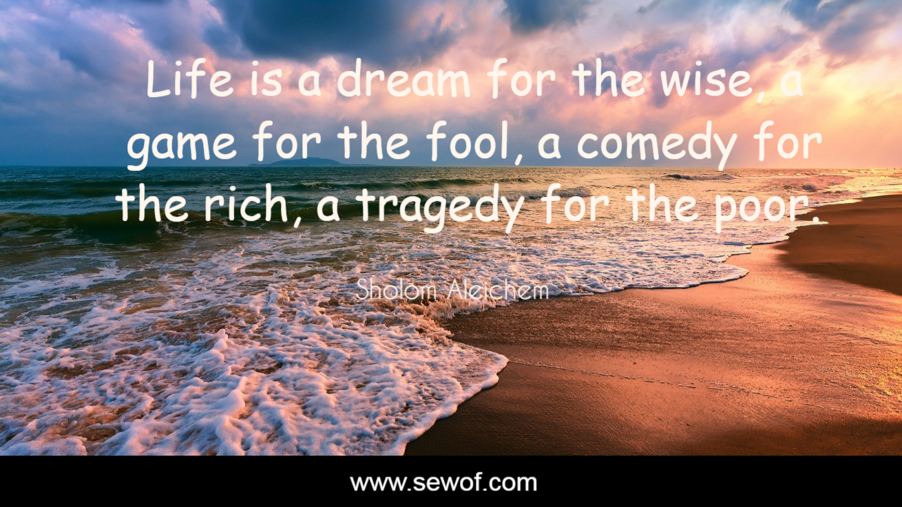 Poor Life Quotes The Best Life Quotes In English  Sewof