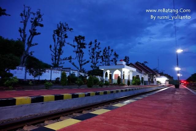 Stasiun Kereta Api Pelabuhan Batang