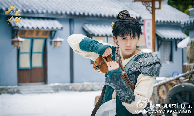 Tong Mengshi The Taoism Grandmaster web drama