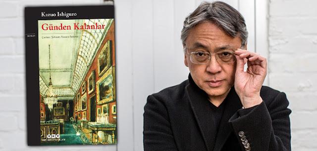 En Çok Okunan Kitaplar - Günden Kalanlar - Kazuo Ishiguro - Kurgu Gücü