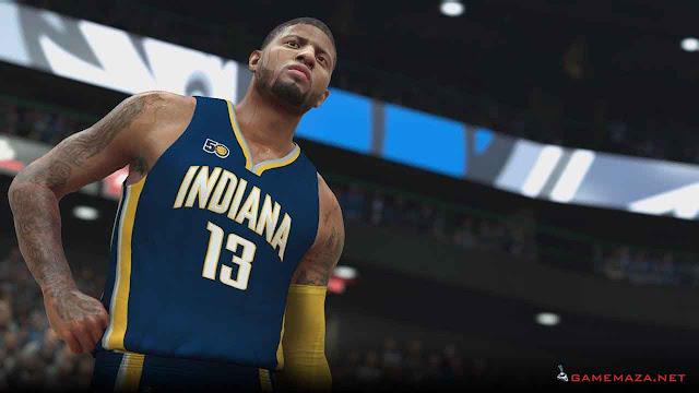 NBA 2K17 Gameplay Screenshot 5