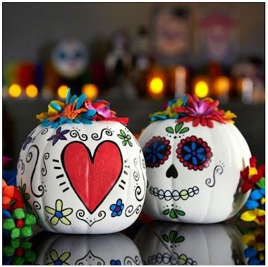 Impressions from Dia de los Muertos in Mexico