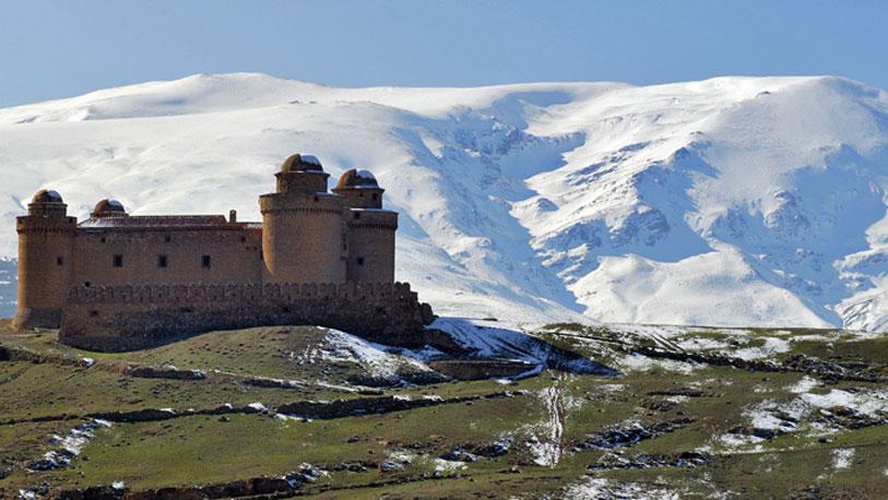 Casas rurales medina granada casas rurales granada castillo de la calahorra - Casa rural el castillo ...