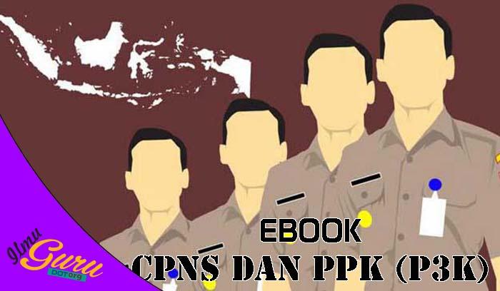 Ebook Soal Latihan Tes CPNS