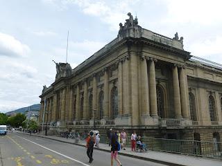 Le Musée d'art et d'histoire