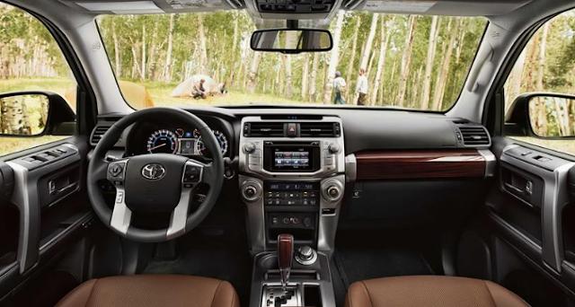2018 Toyota 4Runner V8
