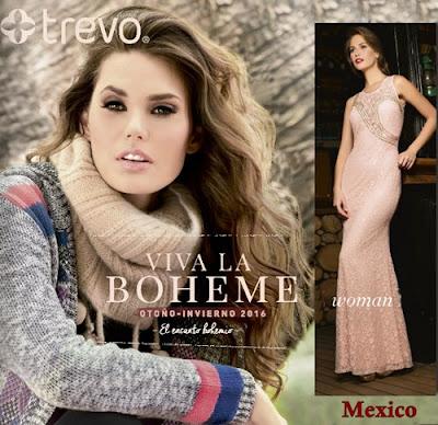 Catalogo trevo moda de mujer 2016