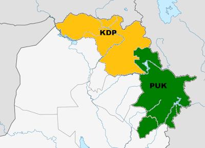 تحليل: اللعبة التركية الإيرانية في إقليم كردستان العراق وأزمة الرئاسة ..