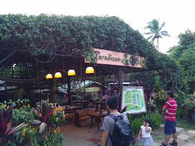 Paradizoo Zoo in Tagaytay