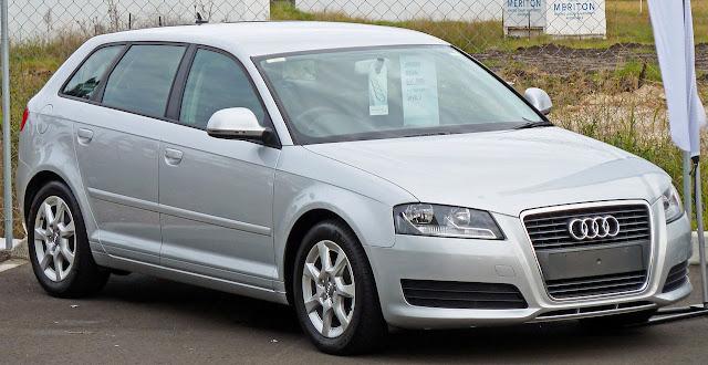 Audi A3 Sportback 2009: recall por defeito no ABS e ESC