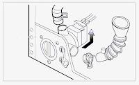 Conocer donde está la bomba de agua cuando el modo test de lavadoras lg da esa falla