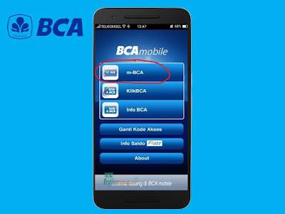 Tips dan Cara Menngunakan Mobile Banking BCA di Smartphone Android