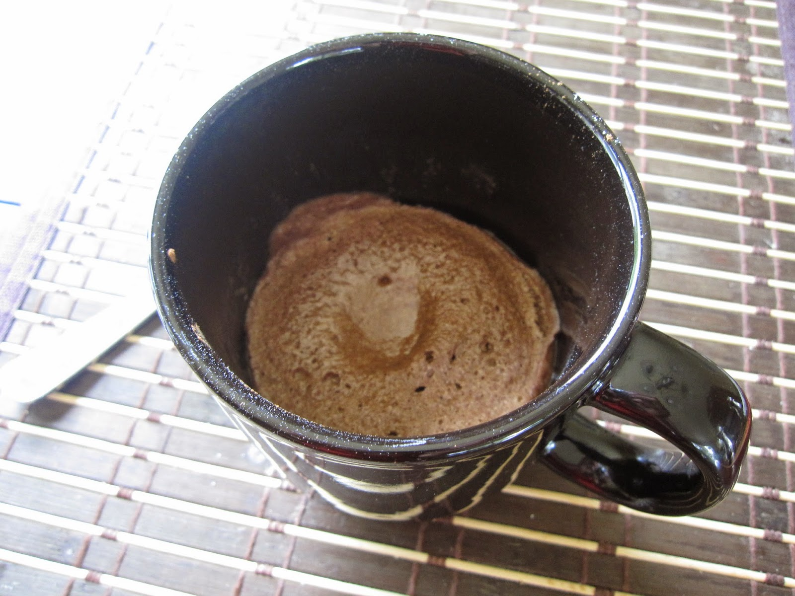 Simple Mug Cake Recipe No Egg