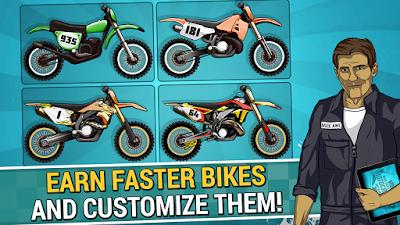 Download Mad Skills Motocross 2 Apk Mod 3