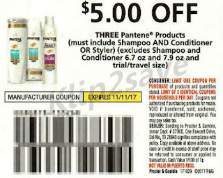 Amazing Pantene Coupons Printable Evans Blog