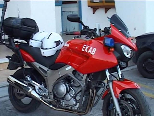 Γιατί «έφυγαν» οι μηχανές του ΕΚΑΒ από τη Λάρισα;