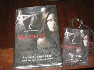 Redeemed by PC Cast & Kristin Cast