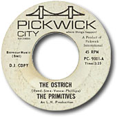 Primitives The Ostrich Sneaky Pete