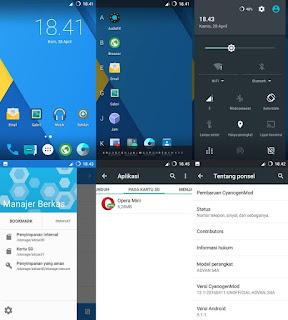 [Custom] [Rom] Cyanogenmod 12.1 for Acer Z200 Kitkat