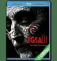JIGSAW: ELJUEGO CONTINÚA (2017) FULL 1080P HD MKV ESPAÑOL LATINO