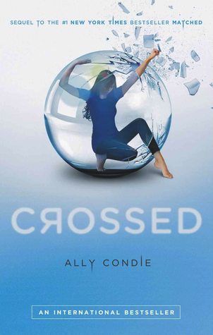 Crossed by Ally Condie book cover