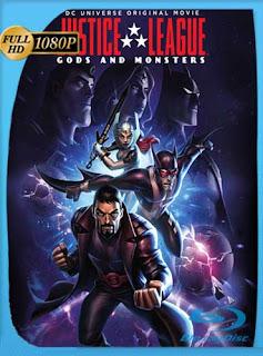 La Liga de la Justicia: Dioses y monstruos (2015) HD [1080p] Latino [GoogleDrive]