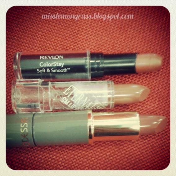 Arie Makeover: Nude Lipsticks | Who likes them?
