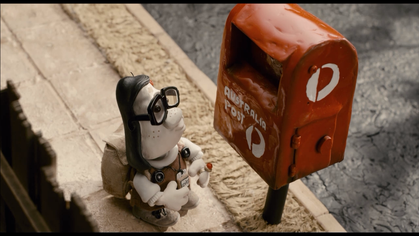 Cinematic Catharsis Mary And Max