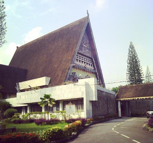 museum sumatera utara wisata medan
