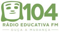 Rádio Educativa 104 FM 104.7 de Campo Grande - Mato Grosso do Sul
