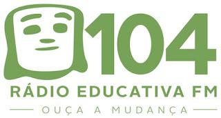 Rádio Educativa 104 FM 104.7 de Campo Grande MS