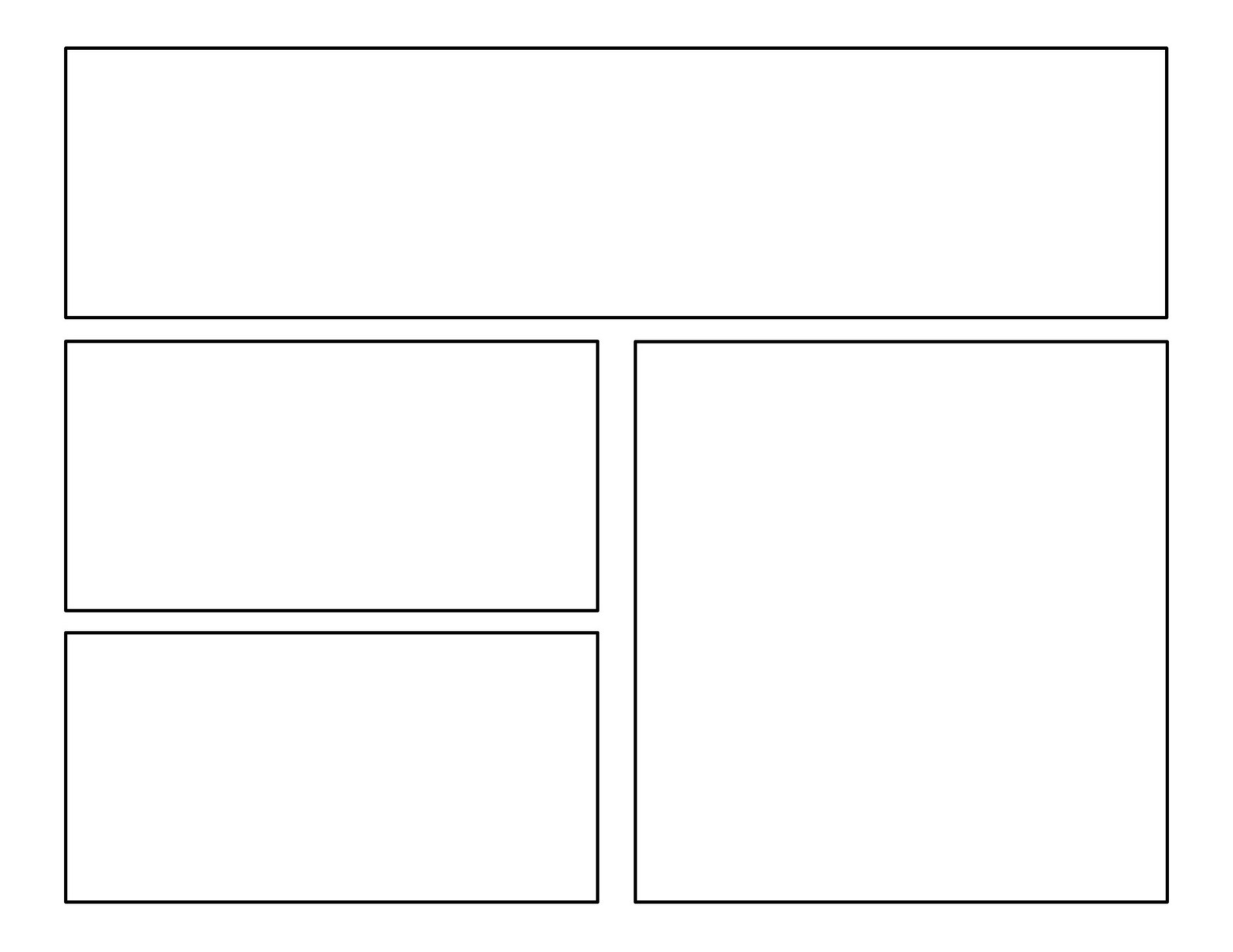 This is a photo of Satisfactory Comic Template Printable