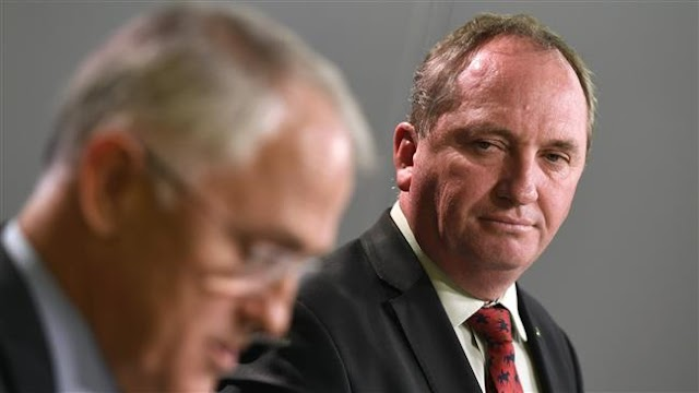 Australian government in turmoil after dual citizenship ruling against Barnaby Joyce