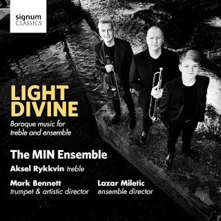 Light Divine -Aksel Rykkvin - Signum Classics