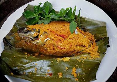 Resep Cara Membuat Pepes Ikan Patin Tradisional